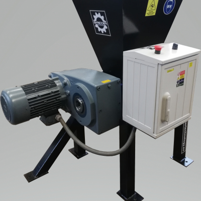 Obrázok: CRUSHER COMFORT 250 thick section 4kW