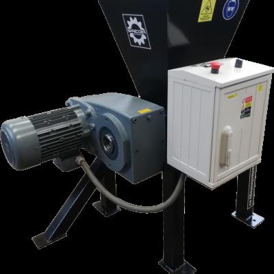Obrázok: Schredder / Brecher  KOMFORT 250 Grobteil 4 kW