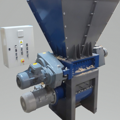 Obrázok: INDUSTRY CRUSHER 400 - 2 sections 6kW 11kW hammer mill